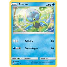 Araqua 64/236 PV60 Carte...