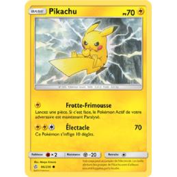 Pikachu 66/236 PV70 Carte...