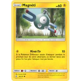 Magnéti 68/236 PV60 Carte...
