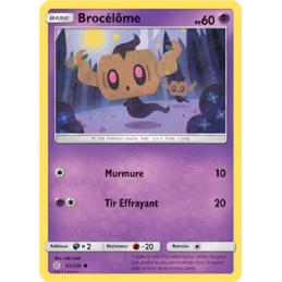 Brocélôme 93/236 PV60 Carte...
