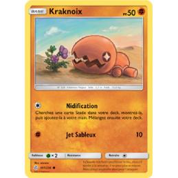 Kraknoix 107/236 PV50 Carte...