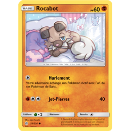 Rocabot 123/236 PV60 Carte...