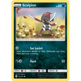Scalpion 134/236 PV60 Carte...