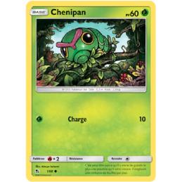 Chenipan 1/68 PV60 Carte...