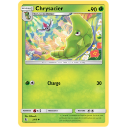Chrysacier 2/68 PV90 Carte...