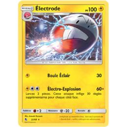 Electrode 22/68 PV100 Carte...