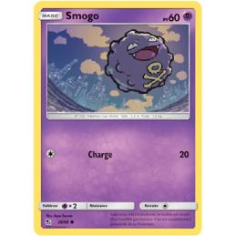 Smogo 28/68 PV60 Carte...