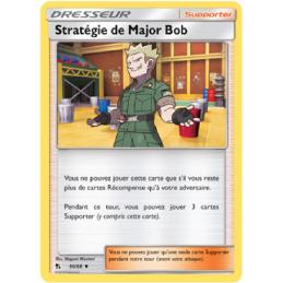 Stratégie de Major Bob...