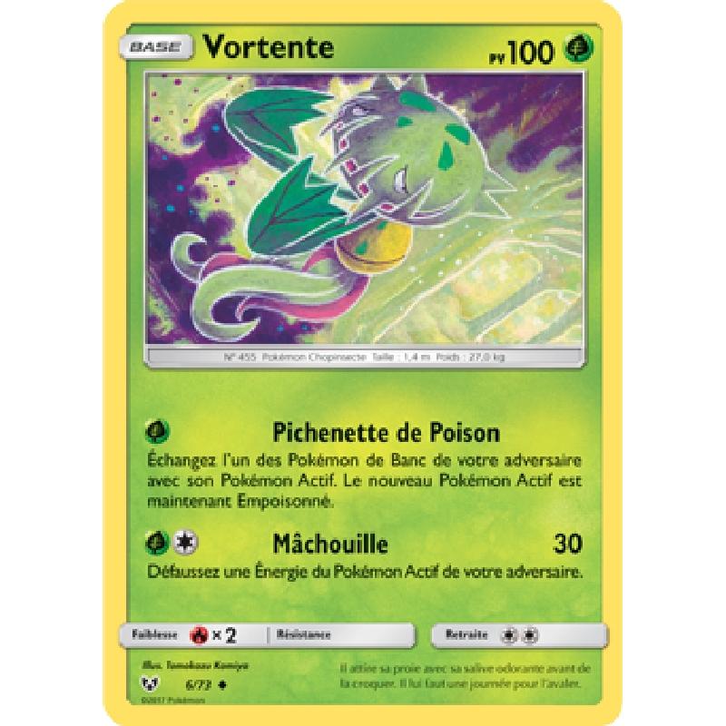 Vortente 6/73 PV100 Carte Pokémon™ peu commune Neuve VF