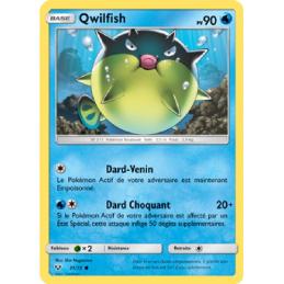 Qwilfish 21/73 PV90 Carte...