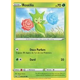 Rosélia 3/202 PV70 Carte...