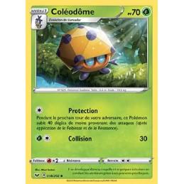 Coléodôme 18/202 PV70 Carte...