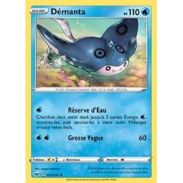 Démanta 52/202 PV110 Carte...