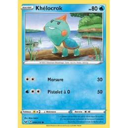Khélocrok 60/202 PV80 Carte...
