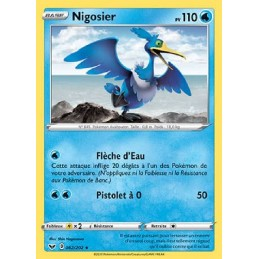 Nigosier 62/202 PV110 Carte...