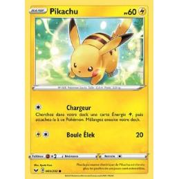 Pikachu 65/202 PV60 Carte...