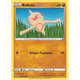 Balbuto 102/202 PV60 Carte...