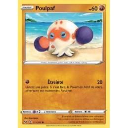 Poulpaf 111/202 PV60 Carte...
