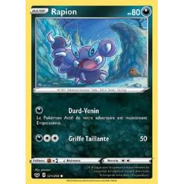 Rapion 121/202 PV80 Carte...