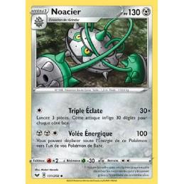 Noacier 131/202 PV130 Carte Pokémon™ peu commune Neuve VF