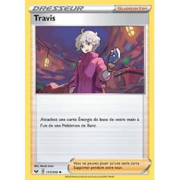 Travis 157/202 Carte Pokémon™ Dresseur Neuve VF