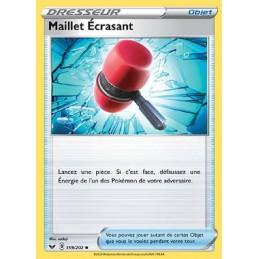 Maillet Écrasant 159/202...
