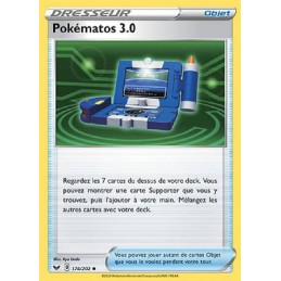 Pokématos 3.0 174/202 Carte...