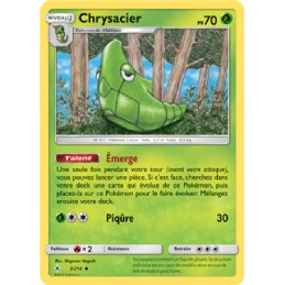 Chrysacier 3/214 PV70 Carte...