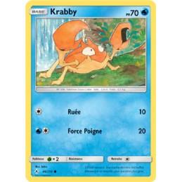 Krabby 46/214 PV70 Carte...