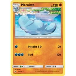 Maraiste 97/214 PV120 Carte...