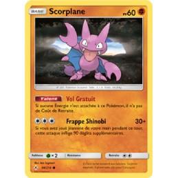Scorplane 98/214 PV60 Carte...
