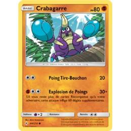 Crabagarre 104/214 PV80...
