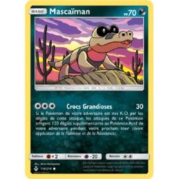 Mascaïman 114/214 PV70...