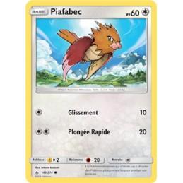 Piafabec 145/214 PV60 Carte Pokémon™ commune Neuve VF