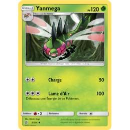 Yanmega 3/236 PV120 Carte...