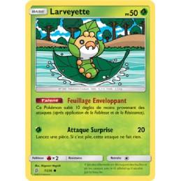 Larveyette 7/236 PV50 Carte...