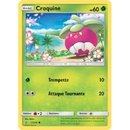 Croquine 17/236 PV60 Carte...