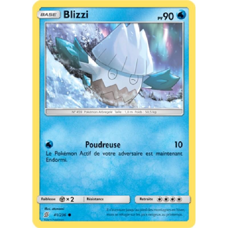 Blizzi 41/236 PV90 Carte Pokémon™ commune Neuve VF