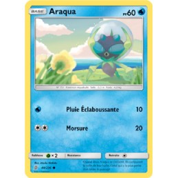 Araqua 48/236 PV60 Carte...
