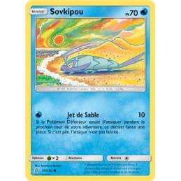 Sovkipou 50/236 PV70 Carte...