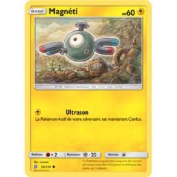 Magnéti 58/236 PV60 Carte...