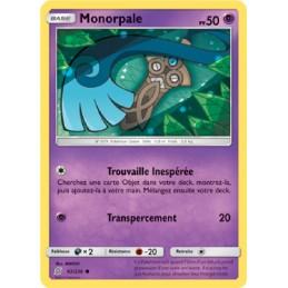 Monorpale 92/236 PV50 Carte...