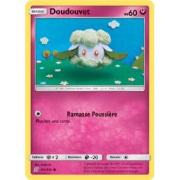 Doudouvet 143/236 PV60 Carte Pokémon™ commune Neuve VF