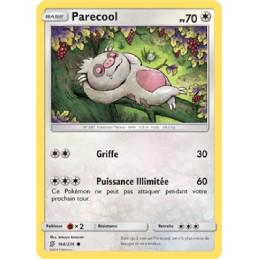 Parecool 168/236 PV70 Carte Pokémon™ commune Neuve VF