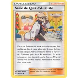 Série de Quiz d'Auguste...