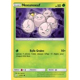Noeunoeuf 8/181 PV50 Carte...