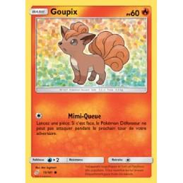 Goupix 15/181 PV60 Carte...