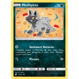 Medhyèna 86/181 PV70 Carte...