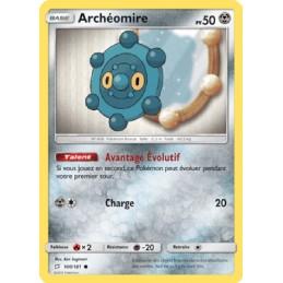 Archéomire 100/181 PV50 Carte Pokémon™ commune Neuve VF