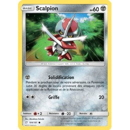 Scalpion 104/181 PV60 Carte...